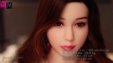 2020 WM SEX DOLL 5f5' (165cm) D-Cup Japanese Actress Sex Doll