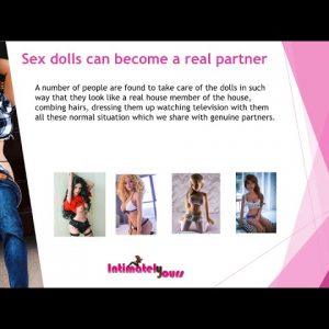 Feeling lonely? Why not invest in a sex doll?