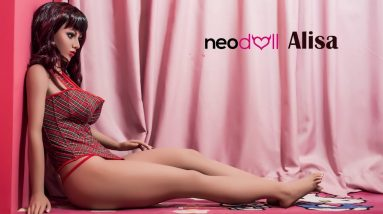 Neodoll's Alisa by Irontech - A Femme Fatale Sex Doll - Real Video From the Warehouse